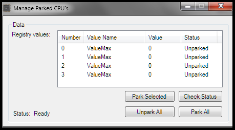 How To: Unpark CPU Cores for Better Performance (+FPS Boost