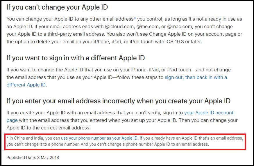 Apple Help