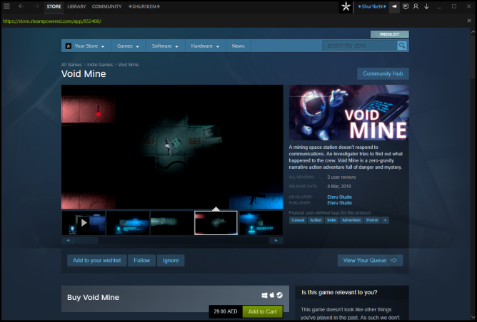 Fix: Steam Store Page Opens When Launching Game | Shuriken